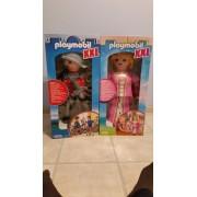 Playmobil® Set 4895 Figurine Xxl Chevalier + 4896 Xxl Princesse