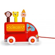 Scratch Preschool: pop-up circus