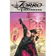 Zorro: Matanzas by Don McGregor