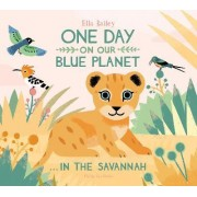 One Day on Our Blue Planet: In the Savannah by Ella Bailey