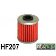 HifloFiltro filtro moto HF207