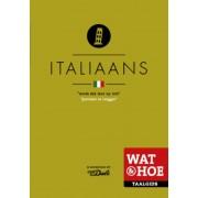 Woordenboek Wat & Hoe taalgids Italiaans   Kosmos