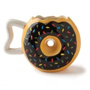 Frosted Donut Mug