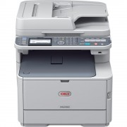 Multifunctional laser color, OKI MC562dnw LED, A4, USB, Wi-Fi, Fax, Retea, Duplex