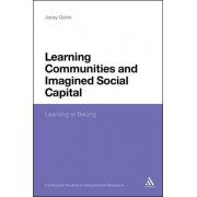 Learning Communities and Imagined Social Capital by Jocey Quinn