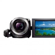 Sony Handycam HDR-PJ320E - Caméscope avec projecteur - 1080p - 2.39 MP - 30x zoom optique - carte Flash