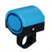 Electronic Bicycle Power Horn with 3-LED Flashing and Mount (2*AAA/120dB)