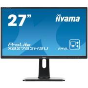 IIYAMA XB2783HSU - 69cm - VGA/DVI/HDMI/USB/Audio - Pivot - 1080p - EEK B