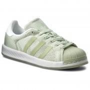 Обувки adidas - Superstar Bounce BB2940 Lingrn/Lingrn/Ftwwht