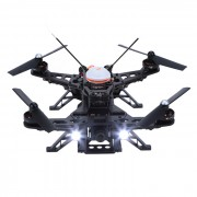 Walkera Runner 250 base Version 2 R / C Racing Quadcopter - Negro