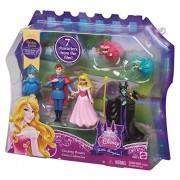 Mattel Disney Princess Little Kingdom Sleeping Beauty Story Set, Multi Color