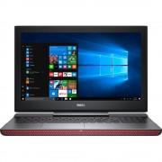 "Laptop Dell Inspiron 7566, 15.6"" FHD Anti-Glare LED, Intel Core i5-6300HQ , NVIDIA GeForce GTX 960M, RAM 8GB DDR4, SSD 256GB, Windows 10 Home"