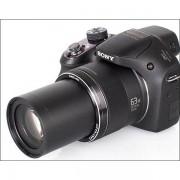 "Sony DSC-H400B Black crni digitalni fotoaparat 20Mp 63x zoom 720p 3"" LCD prosumer DSC-H400B"