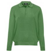 Peter Hahn Polo-Pullover – Modell ACHIM Peter Hahn grün