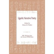 Ugaritic Narrative Poetry by Simon B Parker