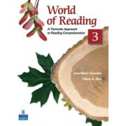 World of Reading 3 by Joan Baker-Gonzalez