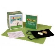 Mini Howzat! Cricket Kit by Running Press