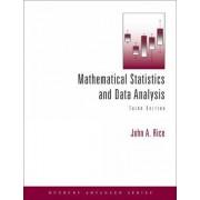 Mathematical Statistics and Data Analysis by John A Rice