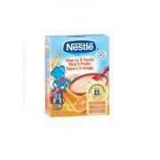 Nestle Orez cu 3 fructe si Bifidus BL - 250g