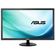 "Monitor Gaming VA LED ASUS 23.6"" VP247HA, Full HD (1920 x 1080), HDMI, VGA, 5 ms, Boxe (Negru) + Set curatare Serioux SRXA-CLN150CL, pentru ecrane LCD, 150 ml + Cartela SIM Orange PrePay, 5 euro credit, 8 GB internet 4G"