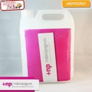 4+1 GARRAFAS DE CHAMPU MNP NATA 5 litros