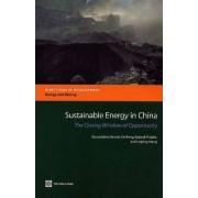 Sustainable Energy in China by Noureddine Berrah