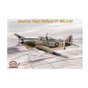 Modellino Aereo Boulton Paul Defiant TT Mk. I / II Scala 1:72