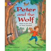 Peter and the Wolf Workbook by Diane Redmond