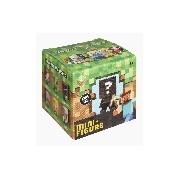Minecraft 1 db-os figuracsomag (zsákbamacska)