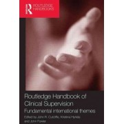 Routledge Handbook of Clinical Supervision by John R. Cutcliffe