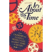 It's About Time by Liz Evers
