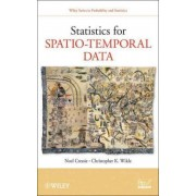Statistics for Spatio-temporal Data by Noel Cressie
