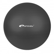 FITBALL Gymball černý 55 cm SPOKEY