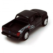 Black Jada Just Trucks 5-inch 2011 Ford F-150 SVT Raptor Pickup 1/32 Scale Truck with Pullback Action