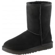 Ugg Australia Classic Short II Stiefel Damen in schwarz, Größe: 37