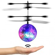 FunBlast™ Flying Sensor Ball, Flying Ball Toy with Motion Sensors and 3D Lights, Multi Color