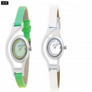 Dch Round Dial Multi Analog Watch Combos For Women-Gw-7