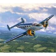 Macheta Revell Avion Beech C-45 Usaf Expeditor - 3966