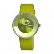 Crayo Cr0203 Button Unisex Watch