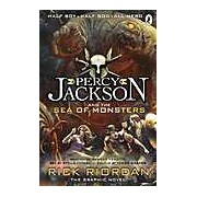 Percy Jackson & the Sea of Monsters (Percy Jackson Graphic Novel)