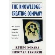 The Knowledge-Creating Company by Ikujiro Nonaka