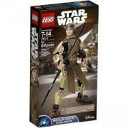 Сглобяема фигура Лего Стар Уорс - Рей - LEGO Star Wars, 75113