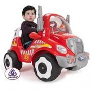 Injusa – 7137 – Veicolo elettrico, camion dei pompieri, 6 V