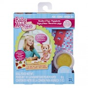 Baby Alive Super Snacks Noodles & Pizza Snack Pack (Blonde) Baby Doll by Baby Alive