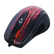 Mouse gaming A4Tech XL-750BK-2 Full Speed Oscar Laser Black Red