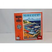 Around the World Series 1000 Piece Jigsaw Puzzle Greece