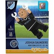 Joshua Saunders MLS OYO New York City FC G2 Mini Figure