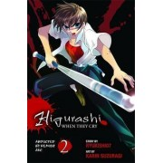 Higurashi When They Cry: Abducted by Demons Arc Vol 2 by Ryukishi07