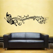 Fluture muzical !150L x 47Î !(B295)