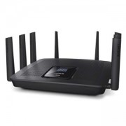 Рутер Linksys EA9500 Max-Stream AC5400 Tri-Band Wireless Router, с Roaming функция, 8x Gigabit switch, 2.4+5.0+5.0 GHz, USB 3.0 + USB 2.0, EA9500